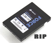 dead disk drive