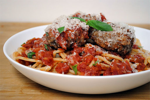 Polpette - Italian Meatballs
