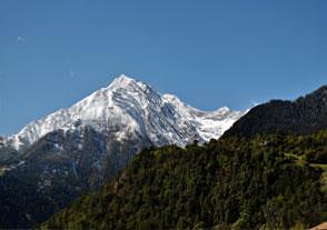 tirol mountains of Austria