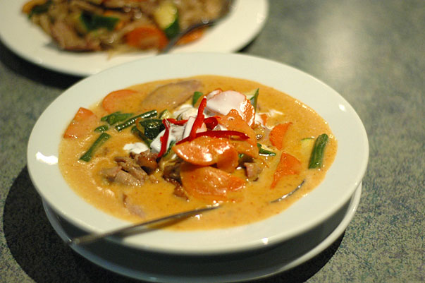 Thai Duck Curry