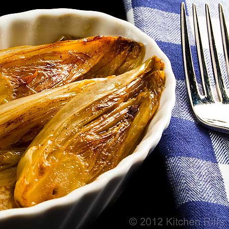 Braised Belgian Endive from kitchenriffs.com