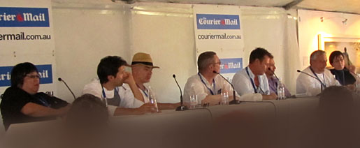 International Chefs Panel Discussion