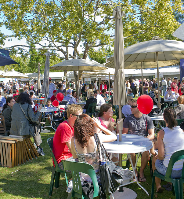 Noosa Food and Wine Festival 2012
