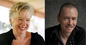 Maggie Beer and Simon Bryant - the cook and the chef