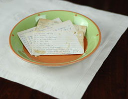 old family recipes