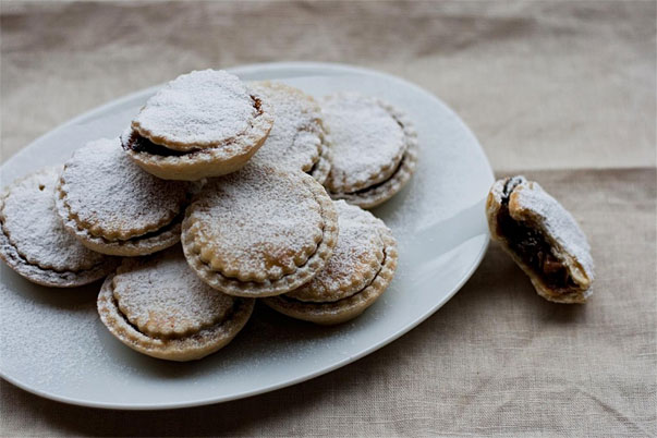 Mince Pies by Charles Smith of FiveEuroFood.com