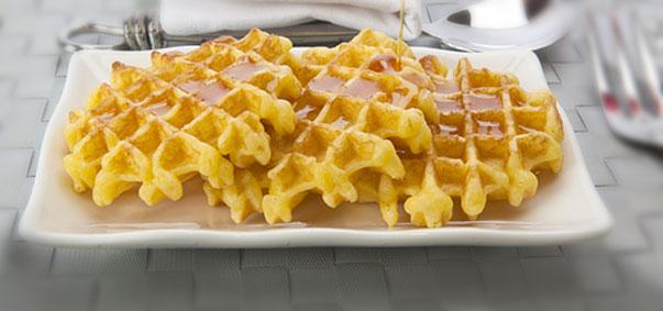 Mrs. Harding's Waffles
