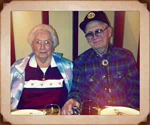 Cafe Terra's Grandparents