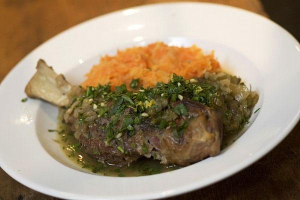 Lamb Shanks with Gremolata by hotlyspiced.com