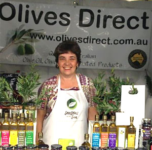 Kate Russo from Olives Direct Australia