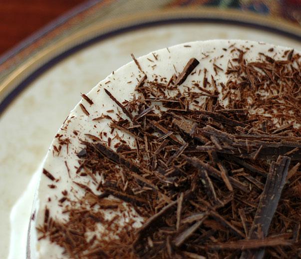 Gelato Cassata made from Queen Make at Home Gelato Mix