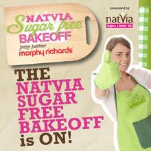 Natvia Sugar Free Bakeoff at Taste.com.au