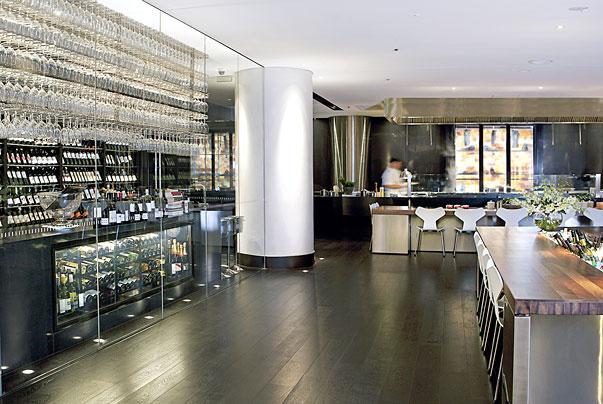 Vintaged Bar & Grill Wine Room
