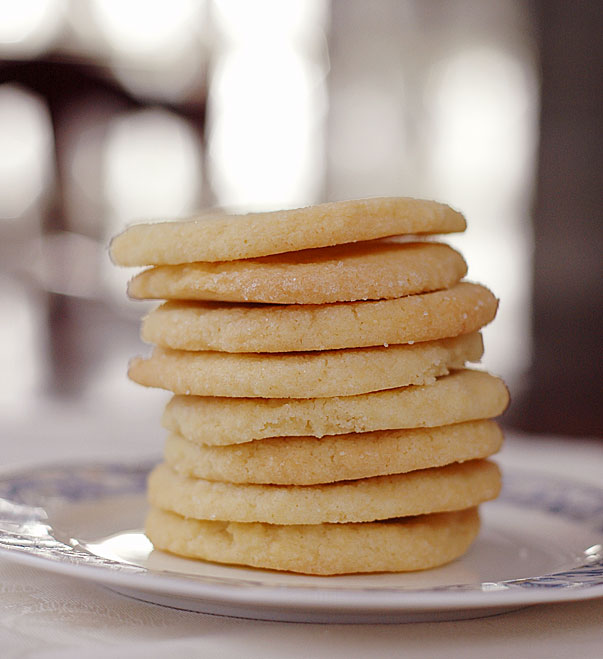 fluffy eggless sugar cookies