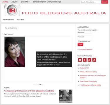 Food Bloggers Australia
