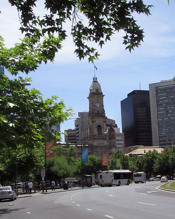 Adelaide Clock Tower