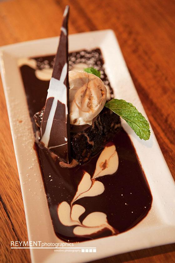 Dessert from Freestyle Tout in Brisbane
