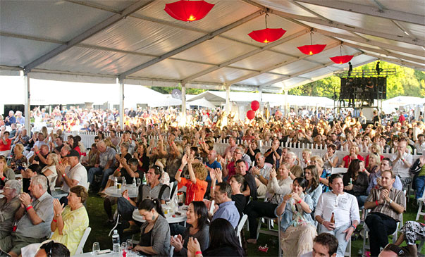 Event at Noosa Food and Wine Festival
