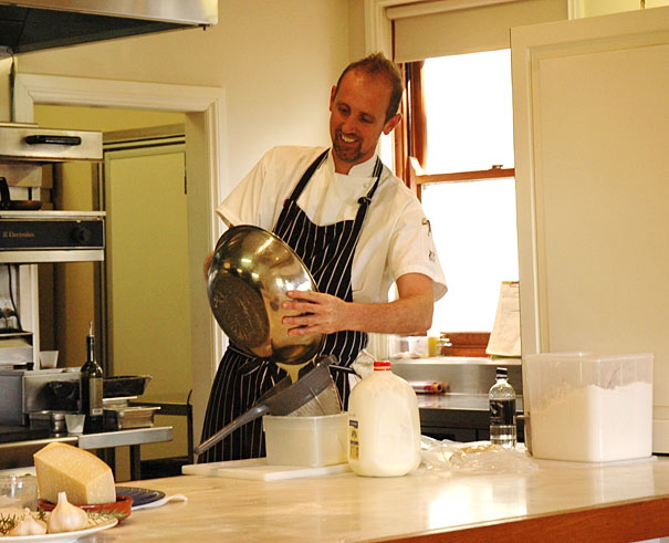 Cameron Matthews - The Long Apron at Spicers Clovelly Estate