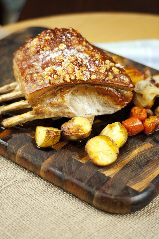 how to make roast pork