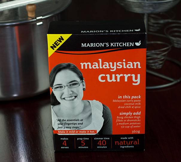 Marion Grasby's Malaysian Curry