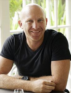 Celebrity Chef Matt Moran