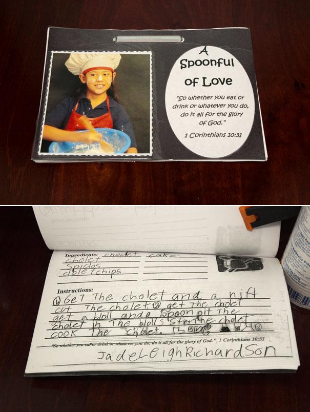 Jade's cookbook