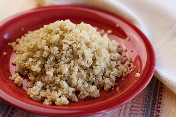 Cooked Quinoa from Peru