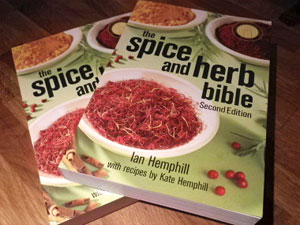 The Spice and Herb Bible by Ian Hemphill