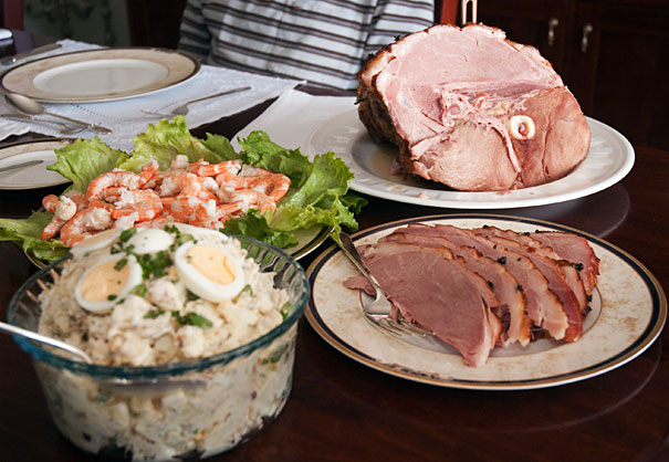 Easy Christmas Ham Recipe