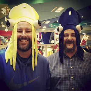 squid hats