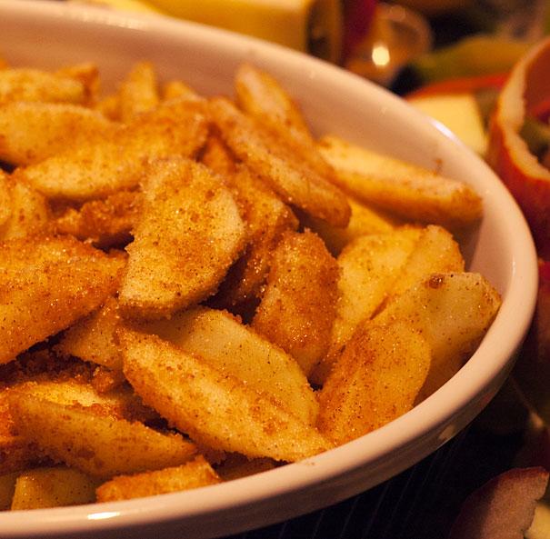 How to make apple crisp