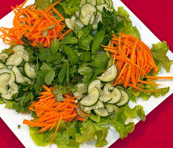 Vietnamese Pickled Vegetable Salad