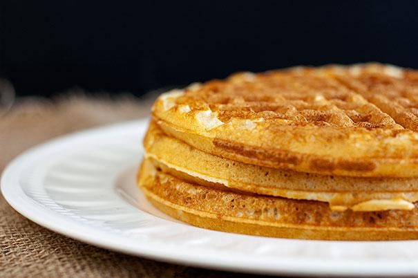 Insanely Good Waffles
