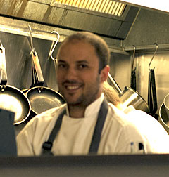 Craig Galea, owner of The Pitchfork restaurant