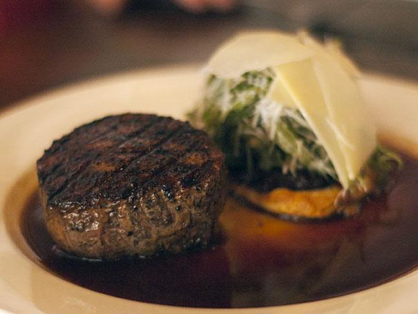 Chargrilled Beef Fillet Steak