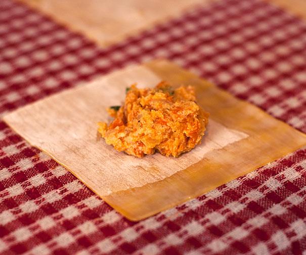 the easy way to make homemade tortellini