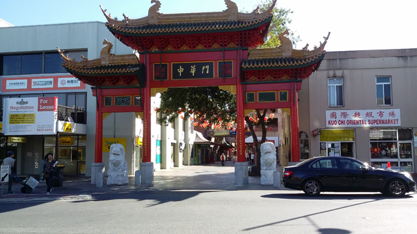 Adelaide China Town