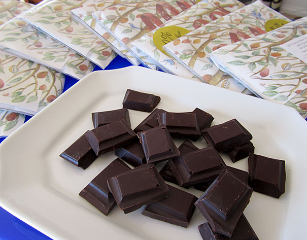 90% Coco Mass Chocolate Bars