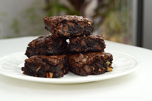 fabulously fudgy brownies