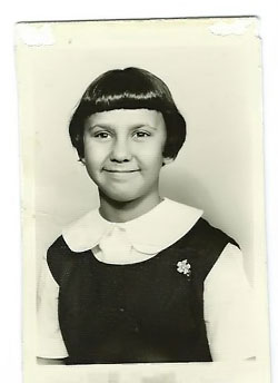 Maureen - 8 years old