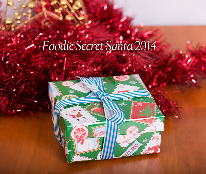 Foodie Secret Santa 2014