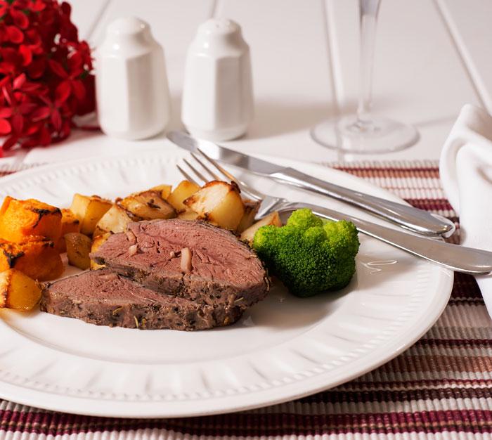 Mini Lamb Rump Roast