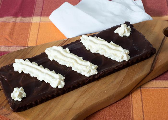 Easy Chocolate Tart