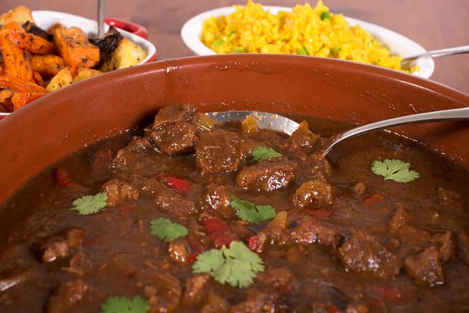 South American Lamb Stew