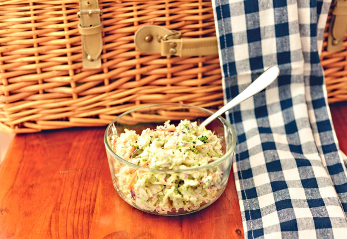 Broccoli Coleslaw
