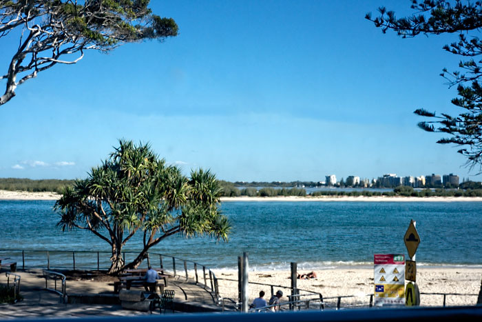 View from Tides, Caloundra