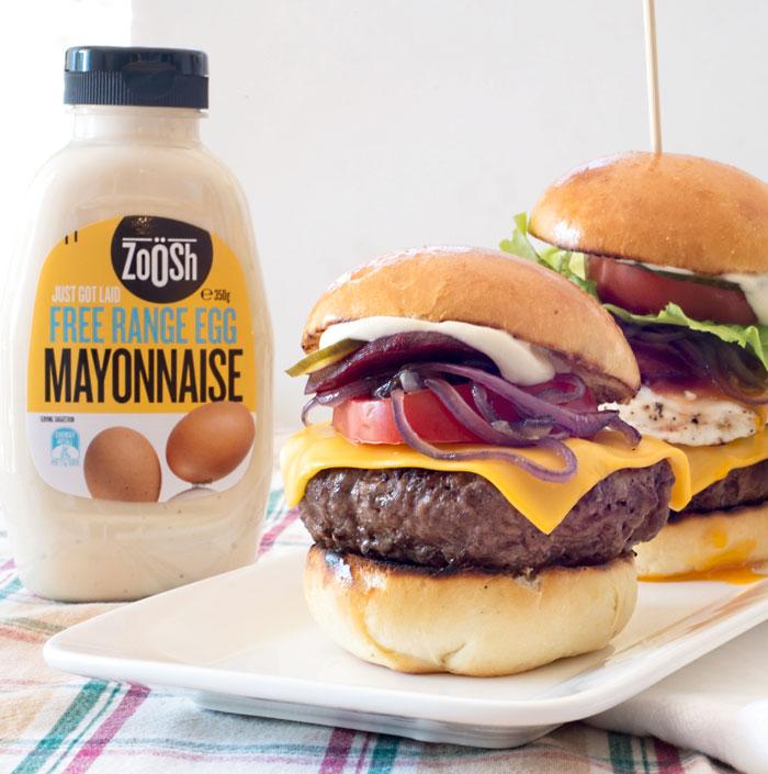 Aussie Hamburgers