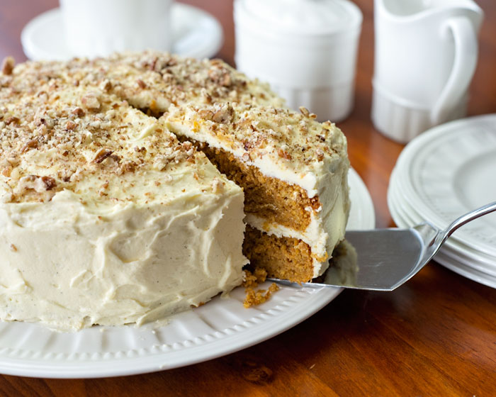 Carrot cake recipe using white cake mix