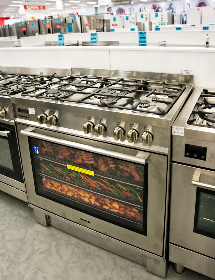 Blanco 90cm Freestanding Cooker